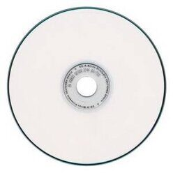 Диск CD-R Mirex 700 Mb, 48х, Shrink, Ink Printable